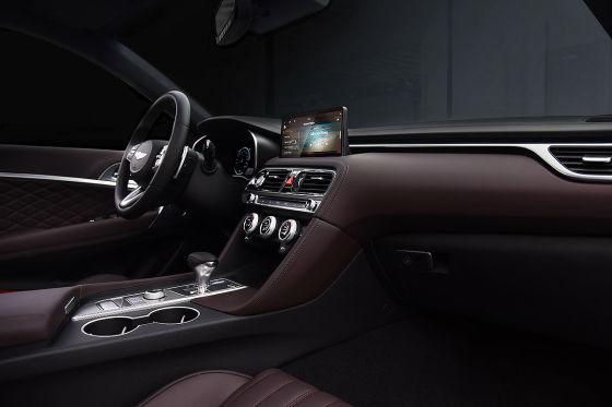 Genesis macht seinen BMW 3er-Konkurrenten G70 frisch