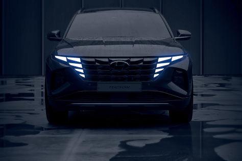 Hyundai Tucson (2020): Leak, Motor, Tucson N