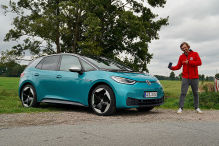 VW ID.3 (2020): Test, Connectivity-Check, Bedienung, E-Auto