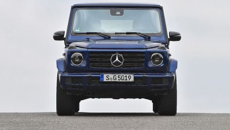 Mercedes G 350 (2020)