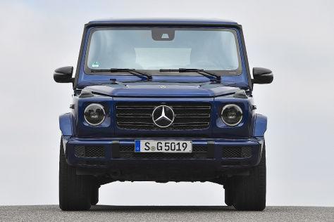 Mercedes G 350 (2020): G-Klasse, Vierzylinder, Preis
