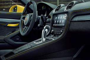 PDK f�r Porsche 718 GTS und GT4