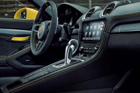 Porsche 718 Boxster, Cayman (2021): PDK, GT4, GTS