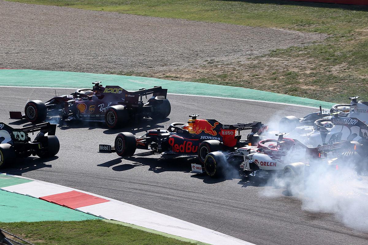 Formel 1: Die besten Bilder vom Toskana Grand Prix in Mugello 2020