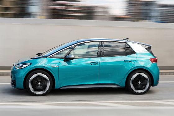VW ID.3 im ersten Test: Für den Preis hätten wir mehr erwartet