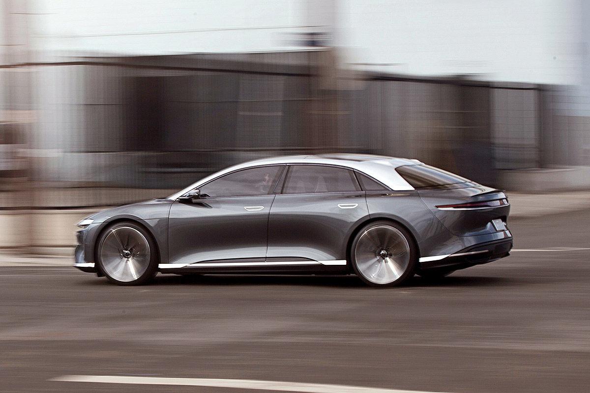 Dieses E-Auto stellt Tesla in den Schatten