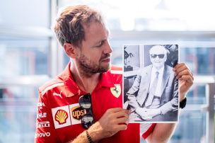 Darum verehren Schumi und Vettel Ferrari