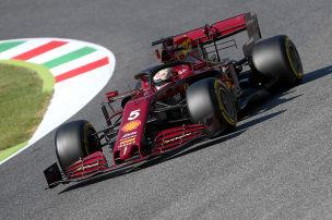 Vettel erklärt Debakel in Ferraris Wohnzimmer