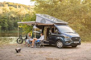 Camping mit dem Wohnmobil