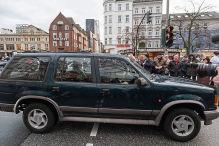 Wer will Jan Fedders Lieblingsauto haben?