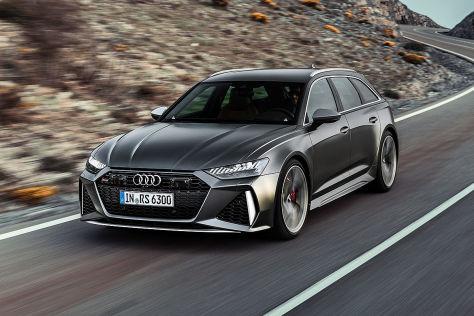 Audi RS-Modelle: Plug-in-Hybrid im Gespräch