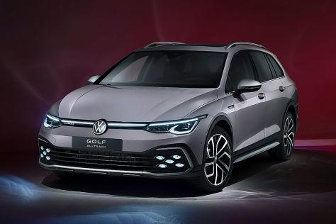 VW Golf 8 Variant Alltrack !! SPERRFRIST 09. September 2020  00:01 Uhr !!