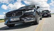 BMW 3er Touring vs. Volvo V60 Cross Country