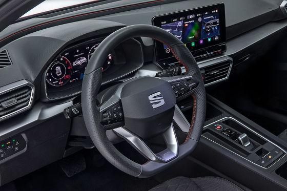 Der Seat Leon im Connectivity-Check: Kann der Spanier überzeugen?