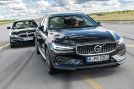 BMW 3er Touring Volvo V60 Cross Country
