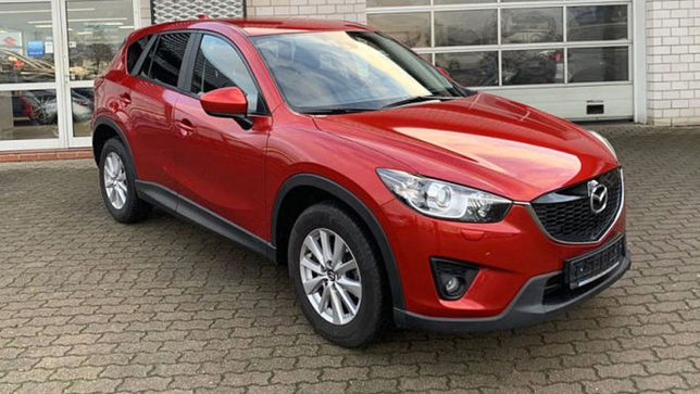 Gepflegtes Mazda-SUV mit 150 Diesel-PS für günstige 11.000 Euro!