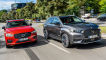 DS 7 Crossback Volvo XC60