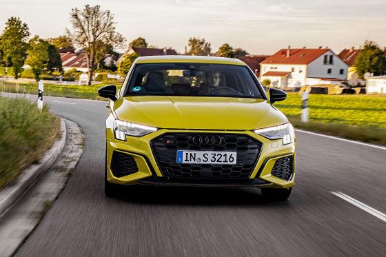 So fährt der neue Audi S3: Kurven sind eindeutig sein Spezialgebiet