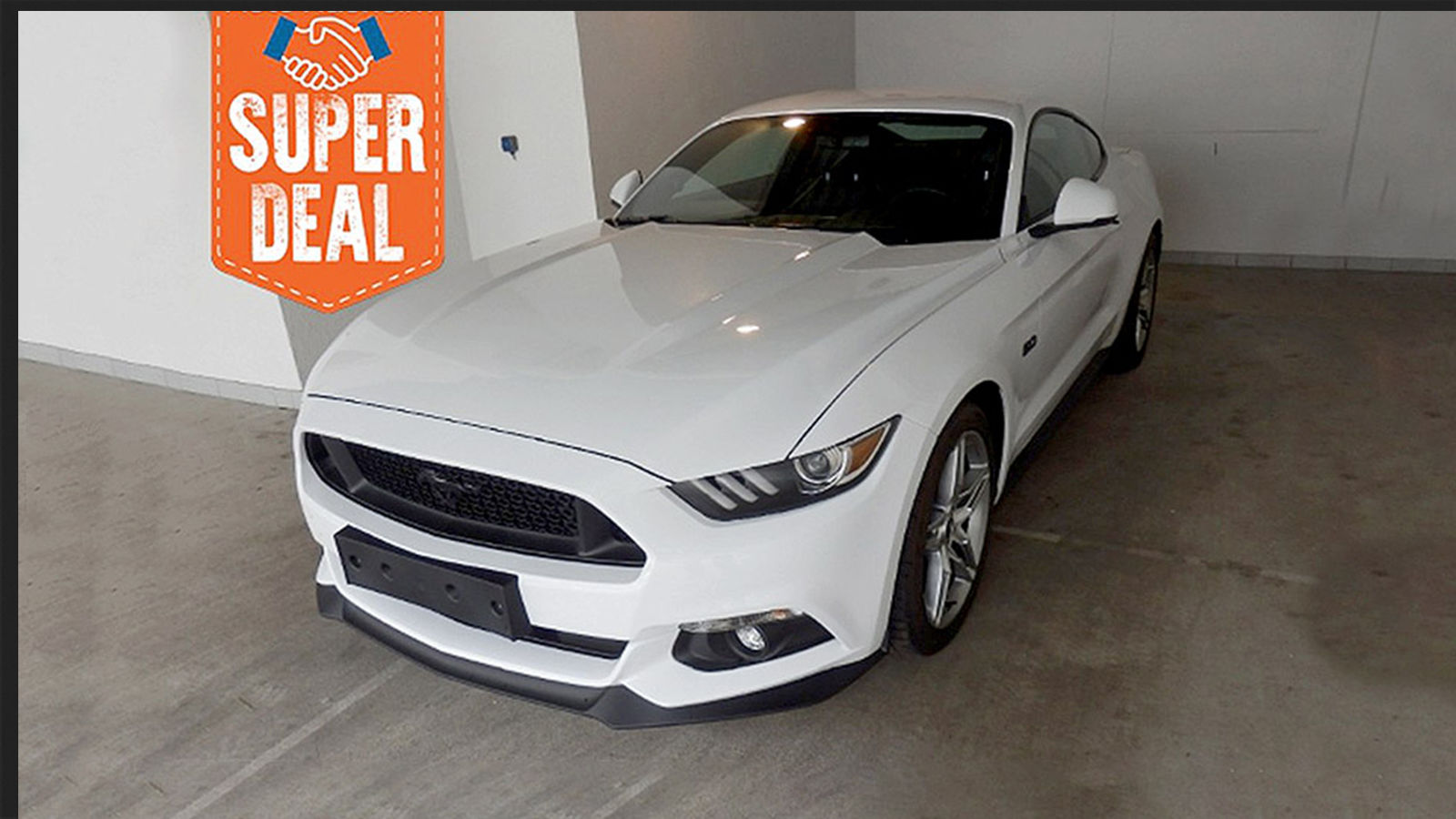 Ford Mustang GT 5.0 V8 (2018): gebraucht - Coupé - PS ...