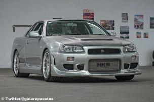 Darum kostet dieser Nissan 340.000 Euro!