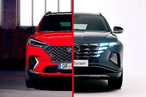 Hyundai Tucson (2020): Neu, Hybrid, N, 2021, Plug-in-Hybrid