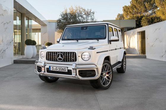 """Mercedes-AMG G 63 """"Project Geländewagen"""": Renn-G-Klasse"""
