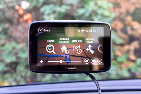 Tomtom Go Essential: Test