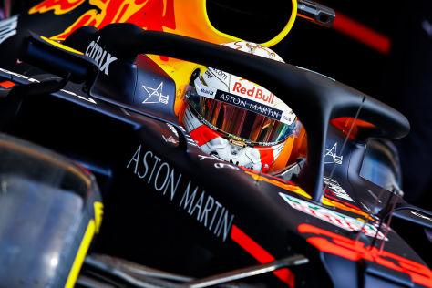 Formel 1: Red Bull in der Klemme