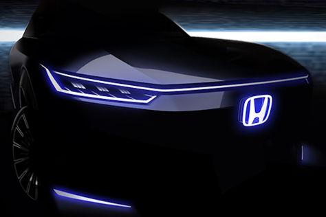 Honda Elektro-Studie (2020): Teaser, Concept, Vorschau