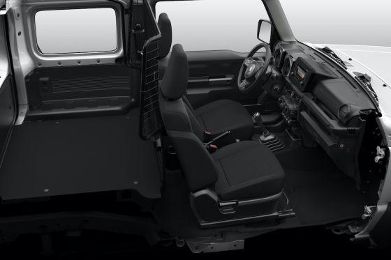 Als Nutzfahrzeug darf der beliebte Suzuki Jimny in Europa bleiben.