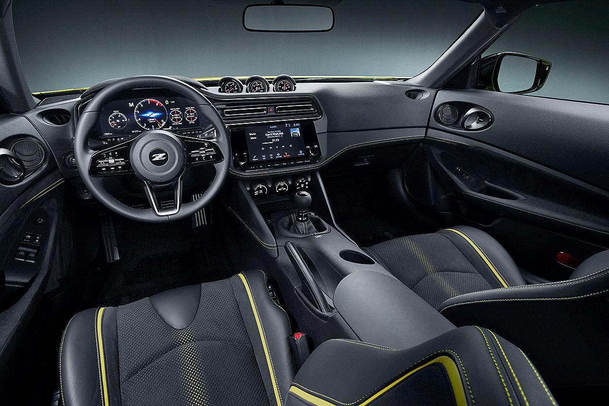 Galerie Nissan Z Proto (2020)