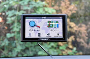 Garmin Drive 52 & Traffic: Test