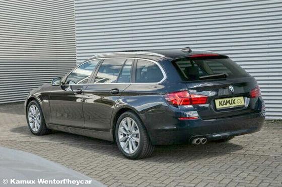 BMW 525d xDrive Touring Automatik: gebraucht, Preis, kaufen