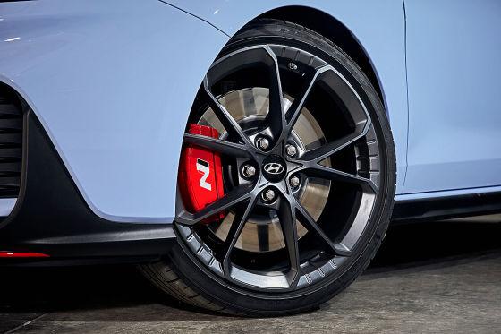 Erste Bilder: Hyundai i30 N wird mit dem Facelift deutlich aggressiver