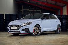 Hyundai i30 N ab sofort mit 280 PS