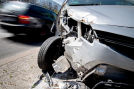 Blechschaden Unfall Auto - KFZ-Versicherung