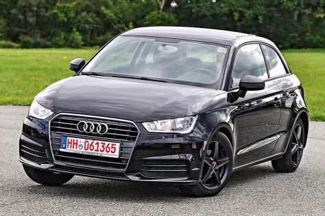 Ist der Audi A1 als Gebrauchter auch im Alter premium?