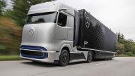 Mercedes GenH2: Lkw mit Brennstoffzelle