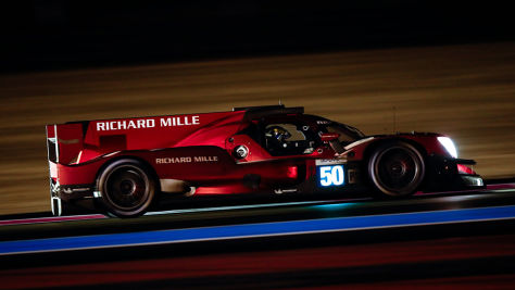 Frauen bei den 24h von Le Mans