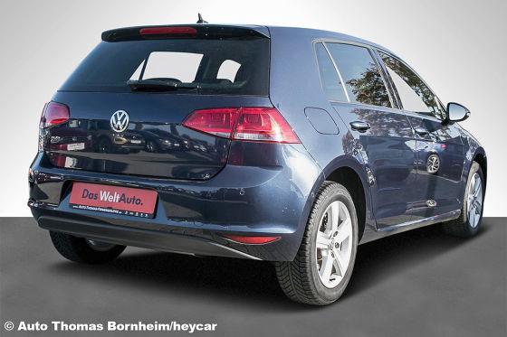 VW Golf Comfortline 1.2 TSI: Weltauto, Preis, gebraucht, kaufen