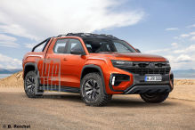 VW Amarok R (2023): Motor, Raptor, Marktstart