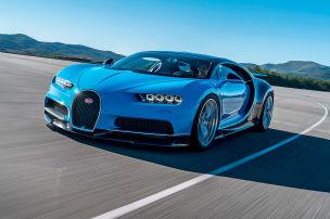 Wird Bugatti an Rimac verkauft?