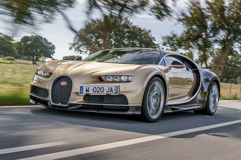 Bugatti: Verkauf, VW, Rimac