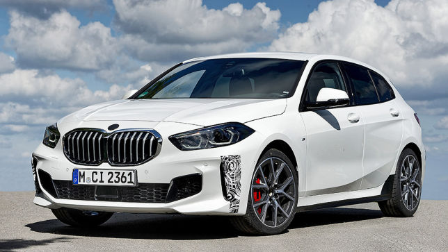 Neuer BMW 128ti mit M135i-Motor ist ganz auf Fahrspaß ausgelegt