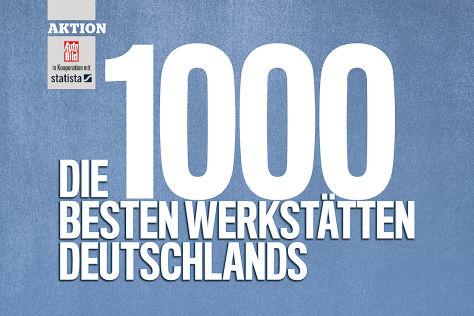 Deutschlands beste Werkstätten 2020/21