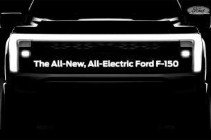 Ford baut einen elektrischen F-150
