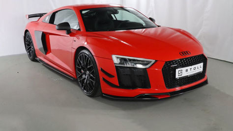Audi R8 V10 plus Aerokit: gebraucht