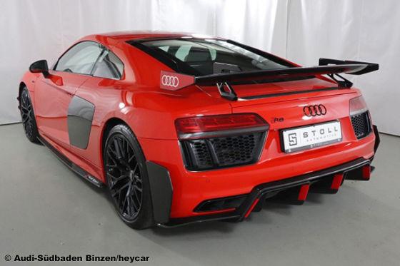 Audi R8 V10 plus mit seltenem Aerokit 1 zu verkaufen