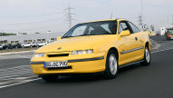30 Jahre Opel Calibra: Fahrbericht