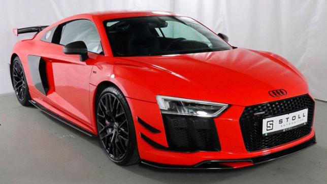 Audi R8 V10 plus mit wenig Kilometern und hohem Wertverlust
